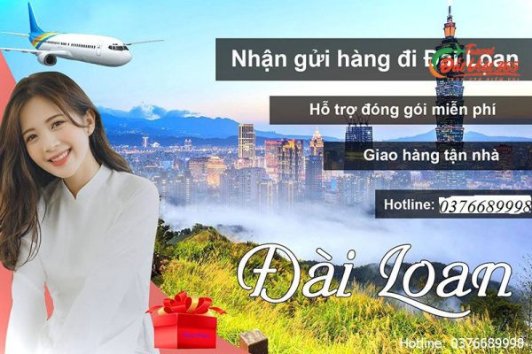 chuyên gửi hàng đi Đài Loan